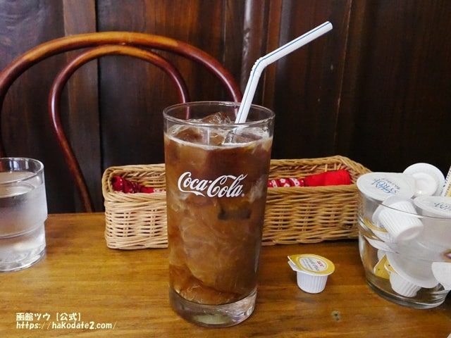 オリエンタルキッチンのアイスコーヒー