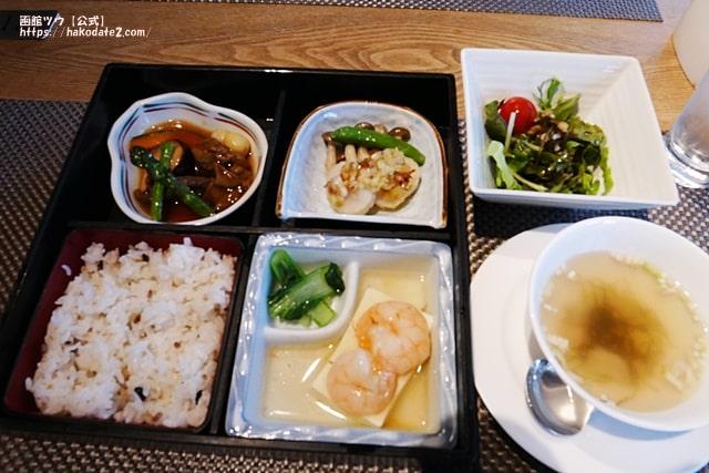 函館国際ホテル・アゼリアの中華ランチ
