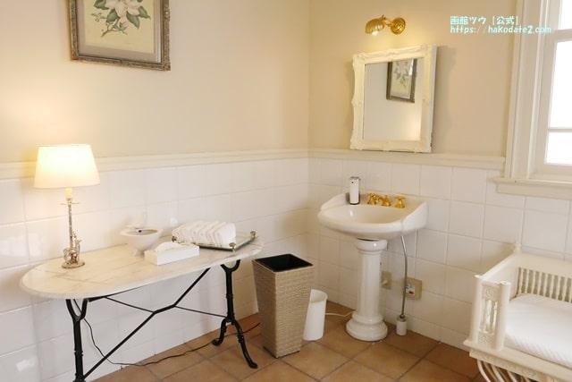 大手町ハウスの素敵なトイレ