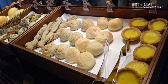 センチュリーマリーナの焼きたてパン