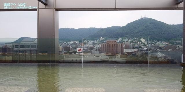 センチュリー函館の露天風呂