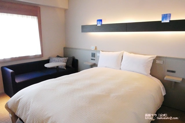 ホテルセンチュリーマリーナ函館のベッドルーム