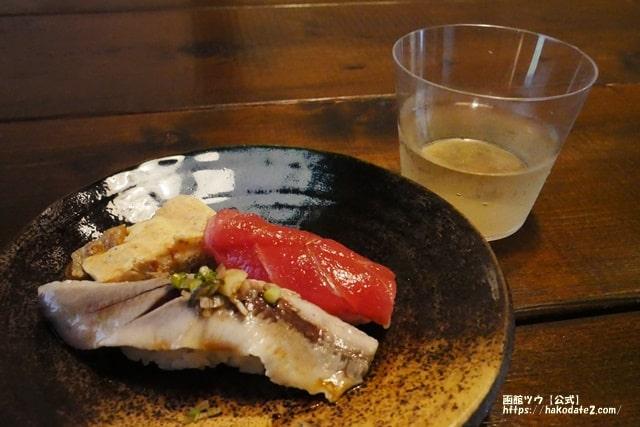 旬鮮酒家 桜路・にぎり寿司